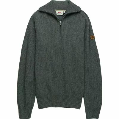 フェールラーベン Fjallraven ニット・セーター Greenland Re - Wool Sweaters Thunder Grey