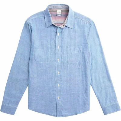 ファレティ Faherty シャツ Reversible Belmar Shirts Vintage Red/Indigo
