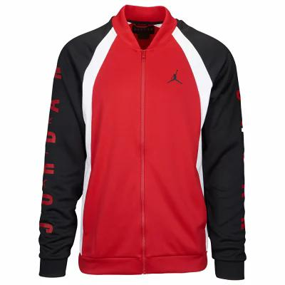 ナイキ ジョーダン Jordan ジャージ Jumpman Tricot Jacket Gym Red/Black/White