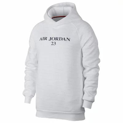 ナイキ ジョーダン Jordan フリース Retro 10 Jumpman Fleece Pullover Hoodie White