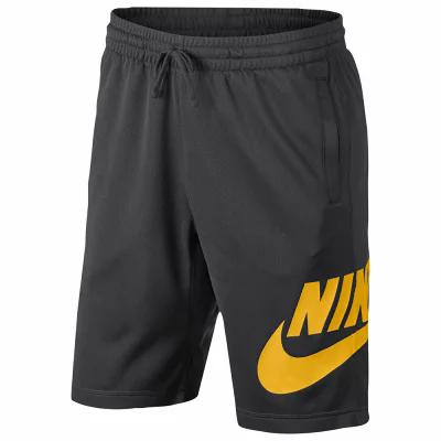 ナイキ Nike SB ショートパンツ Dri-Fit Sunday Shorts Anthracite/Yellow Ochre