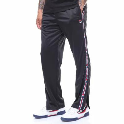 【ご予約品】 フィラ pant Fila ush スウェット・ジャージ ush tape pant Black Black, 上川郡:ebd94b53 --- business.personalco5.dominiotemporario.com