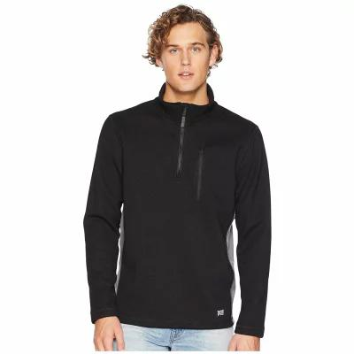 ティンバーランド Timberland PRO フリース Studwall 1/4 Zip Textured Fleece Top Black