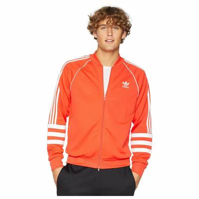 アディダス adidas Originals ジャージ Authentics Track Top Hi-Res Red/White