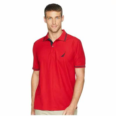 ノーティカ Nautica ポロシャツ Short Sleeve Navtech Polo Nautica Red