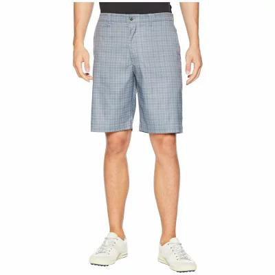 キャロウェイ Callaway ショートパンツ Printed Suited Plaid Shorts Quiet Shade