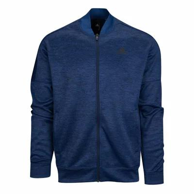 アディダス adidas フリース Team Issue Full-Zip Fleece Jacket College Navy