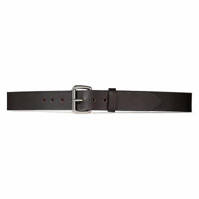 フィルソン ベルト Filson 1.5IN Bridle Leather Belt Brown / Stainless