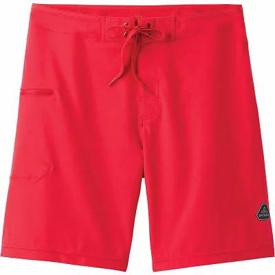 プラーナ 海パン Prana Catalyst Short Red Ribbon