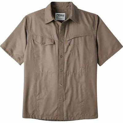 マウンテンカーキス 半袖シャツ Mountain Khakis Trail Creek SS Shirt Firma