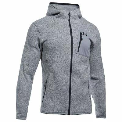 アンダーアーマー パーカー Under Armour UA Specialist Hoodie True Grey / Black