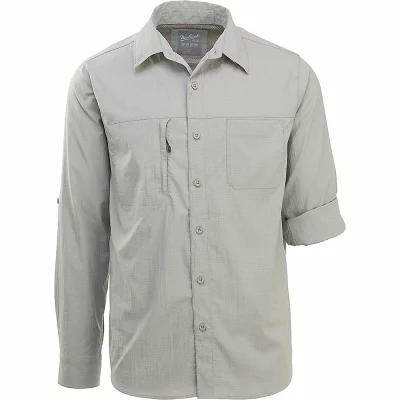 ウールリッチ 半袖シャツ Expedition Canyon Convertible Shirt Limestone