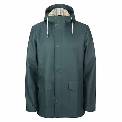 66ノース レインコート Arnarholl Rain Jacket Bottle Green