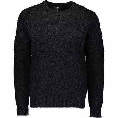 オバマイヤー Obermeyer ニット・セーター Textured Crewneck Sweater Black