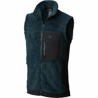 マウンテンハードウェア Mountain Hardwear ベスト・ジレ Monkey Man Fleece Vest Blue Spruce