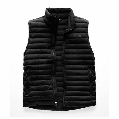 ザ ノースフェイス The North Face ベスト・ジレ Stretch Down Vest TNF Black / TNF Black