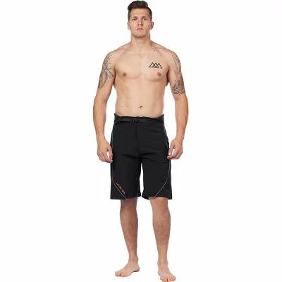 レベルシックス 海パン Pro Guide Neoprene Lined Short Black