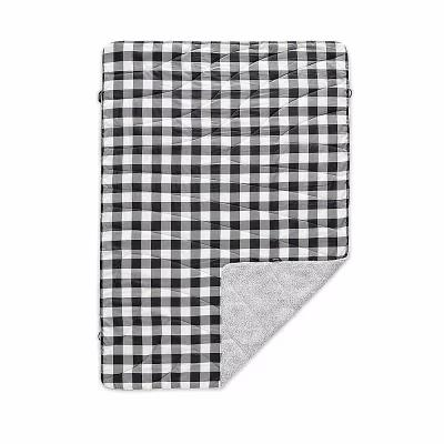 ルンプル Rumpl その他雑貨 Sherpa Fleece Printed Blanket Black Buffalo Plaid