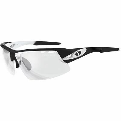 ティフォージ Tifosi スポーツサングラス Crit Fototec Photochromic Sunglasses CRYSTAL BLACK