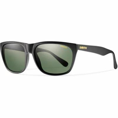 スミス Smith スポーツサングラス Tioga Polarized Sunglasses MATTE BLACK