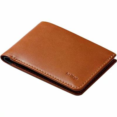 ベルロイ Bellroy 財布 The Low Wallets Caramel