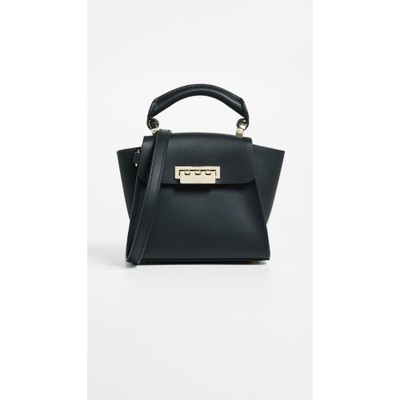 ザック ポーゼン ハンドバッグ Eartha Iconic Mini Top Handle Bag Black