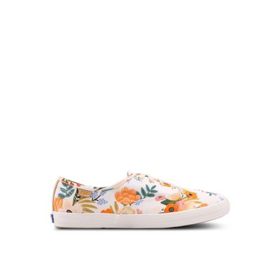 ケッズ スニーカー Champion Rifle Paper Lively Floral Sneakers white and multi