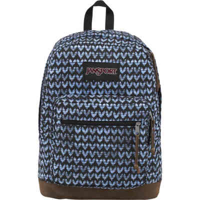 ジャンスポーツ バックパック・リュック Right Pack Expressions Backpack Turkish Ocean Canvas Love