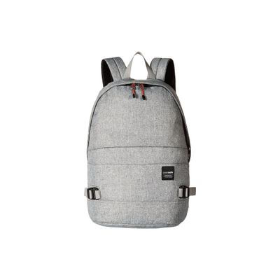 パックセイフ バックパック・リュック Slingsafe LX350 Anti-Theft Backpack w/ Dectachable Crossbody Tweed Grey
