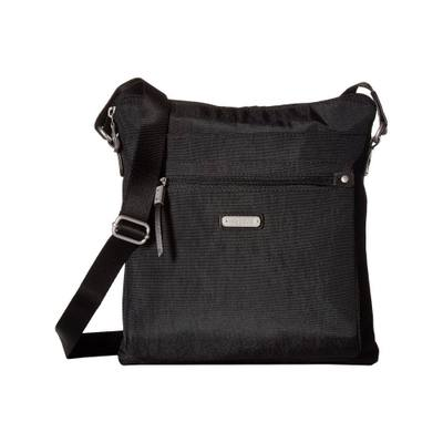 バッガリーニ その他スマホケース New Classic Go Bagg with RFID Phone Wristlet Black