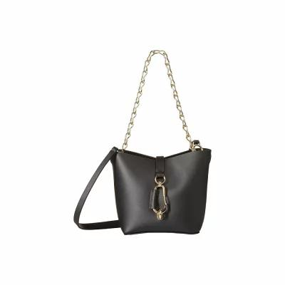 ザック ポーゼン ZAC Zac Posen ハンドバッグ Belay Mini Chain Hobo Black