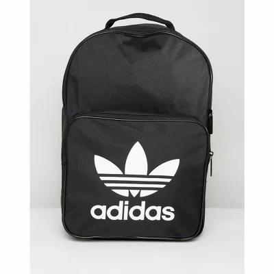 アディダス adidas Originals バックパック・リュック Classic Backpack In Black Black