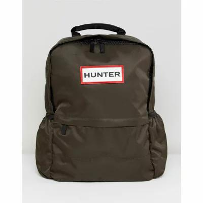 ハンター Hunter バックパック・リュック Original Olive Nylon Backpack Dark olive