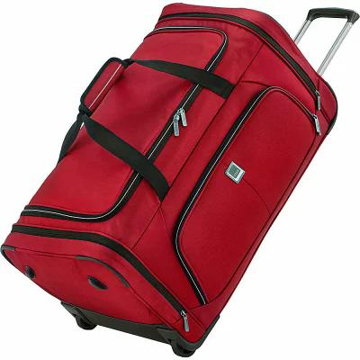 タイタン Titan Bags スーツケース・キャリーバッグ Nonstop Multifunctional 27.5' Rolling Duffel Travelbag Red