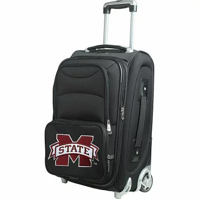 モジョ Mojo Licensing スーツケース・キャリーバッグ NCAA 21' Carry-On Rolling Luggage Mississippi State