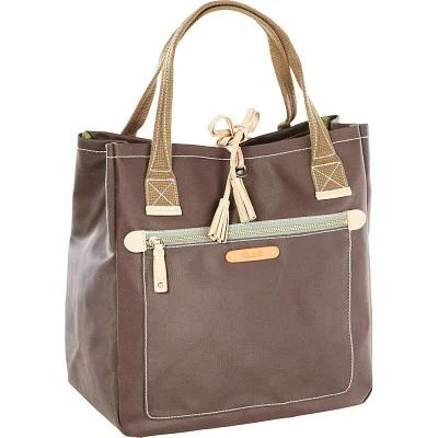 6a4a6cd5a2c6 クラヴァ Clava Cafe Tote Tassel Carina トートバッグ-トートバッグ ...