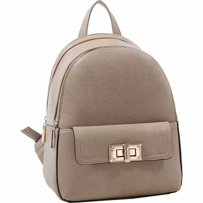 MKFコレクション MKF Collection by Mia K. Farrow バックパック・リュック Paytons Trendy Backpack Light Stone