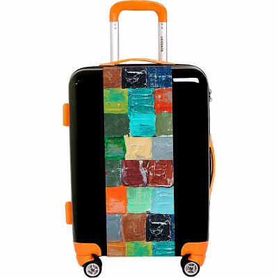 ユーゴバッグス Ugobags スーツケース・キャリーバッグ Kaleidoscope To Paris By Irena Orlov 31' Luggage Black