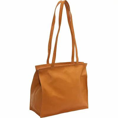 ルドンレザー Le Donne Leather トートバッグ Simple Tote Tan