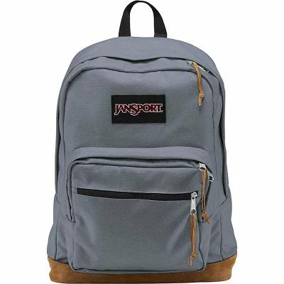 ジャンスポーツ JanSport パソコンバッグ Right Pack Laptop Backpack - 15' Pewter Blue
