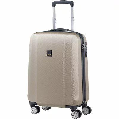 タイタン Titan Bags スーツケース・キャリーバッグ Xenon 19' Hardside Carry-On Spinner Luggage Champagne