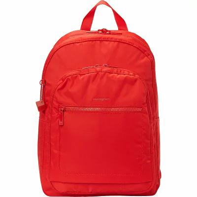 ヘデグレン Hedgren バックパック・リュック Rallye Backpack with RFID Blocking Tango Red