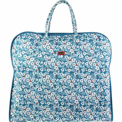 ハダキ Hadaki その他バッグ Garment Bag Berry Blossom Teal