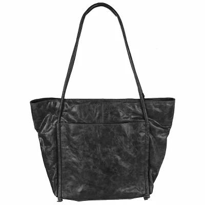 ラチコレザー Latico Leathers トートバッグ Rumi Tote Crunch Grey