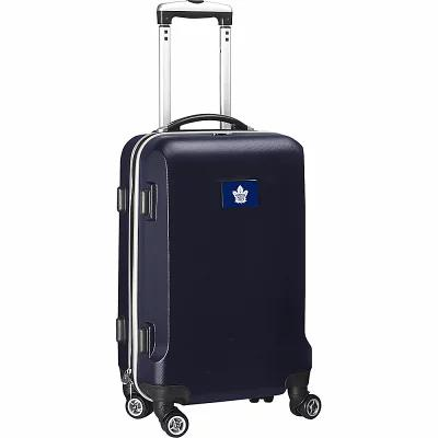 モジョ Mojo Licensing スーツケース・キャリーバッグ NHL 21' Hardside Carry-On Spinner Luggage Toronto Maple Leafs