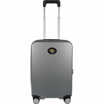 モジョ Mojo Licensing スーツケース・キャリーバッグ NFL 22' Hardside Carry-On Spinner Luggage Jacksonville Jaguars