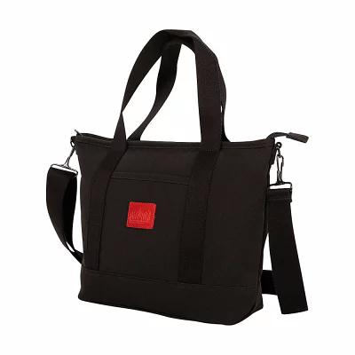 マンハッタンポーテージ Manhattan Portage トートバッグ Waxed Nylon Rego Tote (SM) Black