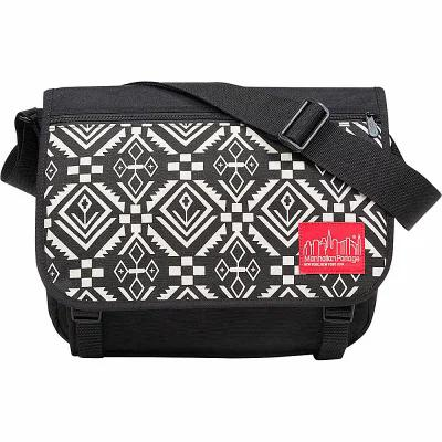 マンハッタンポーテージ Manhattan Portage トートバッグ Totem Europa With Back Zipper And Compartments Black