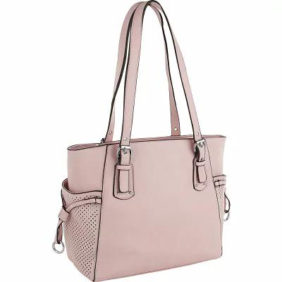 MKFコレクション MKF Collection by Mia K. Farrow トートバッグ Sloane Work-Friendly Tote Pink