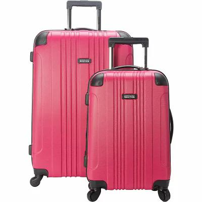 ケネス コール Kenneth Cole Reaction スーツケース・キャリーバッグ Out of Bounds 2 Piece Hardside Upright Spinner Luggage Set Pink